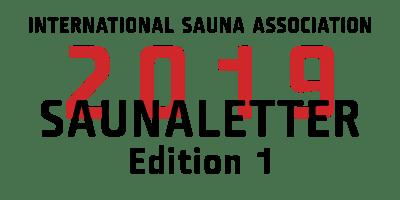 SAUNALETTER 1 2019