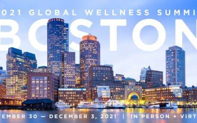 New Research to be Released at 2021 Global Wellness Summit
